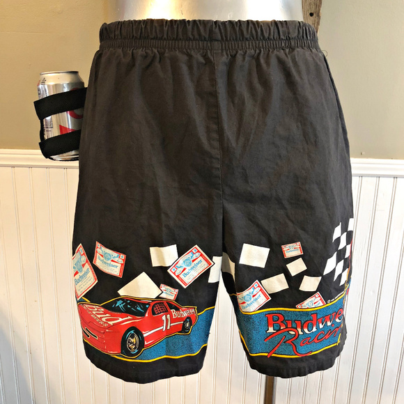 Size Small Budweiser Board Shorts men/'s beer swimming trunks